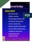 02_Aluminium and Aluminium Alloy