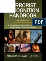 Terrorist Recognition Handbook, Second Edition