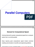 Parallel Computers Networking