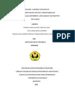 Analisis Laporan Keuangan Dalam Mengukur Tingkat Profitabilitas