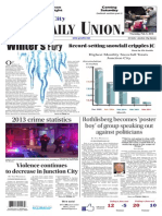 The Daily Union. February 06, 2014