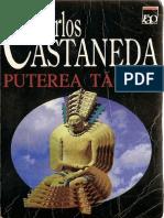 Carlos Castaneda Puterea Tacerii