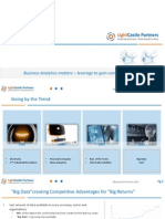 LightCastle Partners Elevator Pitch