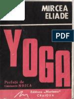 Mircea Eliade Yoga