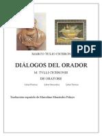 Ciceron - Dialogos Del Orador