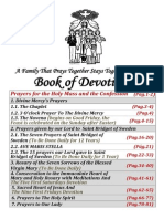 EN - Book of Catholic Devotions by Pages