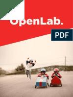 OpenLab Magazine Banenruil