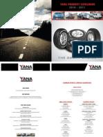 Yana Catalogue