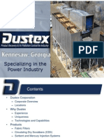 Dustex Turkey - Power Industry 12-16-13