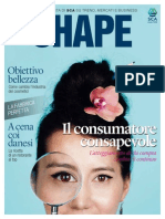 IT SCA Magazine SHAPE 4 2013 I Nuovi Consumatori