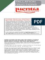 Specifications Installation Corrugated Fiberglass (1)
