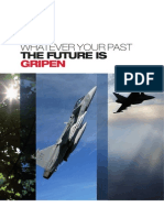 Whatever Your Past the Future is Gripen