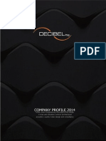 DECIBEL Company Profile 2014