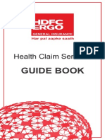 HDFC Ergo Guide Book