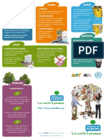 Parola di albero - Depliant informativo