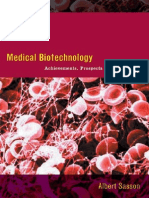 Medical Biotechnology - Achievements Prospects and Perceptions (Albert Sasson, 2005) - Book