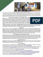 Jumaa Prayer Bulletin 7 February 2014