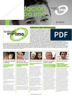 NEWSLETTER FUNDACION GRUPO IMO
