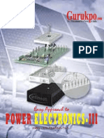 Power Electronics III