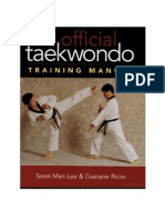 Taekwondo Manual