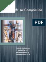 Redes de Ar Comprimido (Trabalho Final)