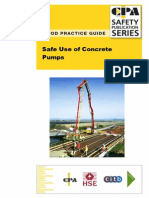CPA BCPG Safe Use of Concrete Pumps 130925