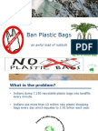 Ban Plastic