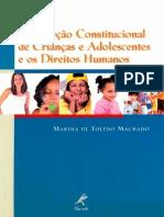 Martha de Toledo Machado - A Proteção Constitucional de Crianças e Adolescentes e Os Direitos Humanos - Ano 2003.pdf