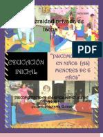 PSICOMOTRICIDAD EN NIÑOS