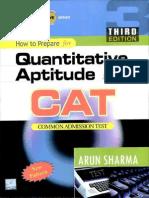 Quant By Arun Sharma Pdf
