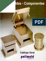 Porta Moldes - Componentes