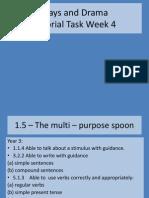 P&d TUT. tASK WEEK 4 Plain.pptx