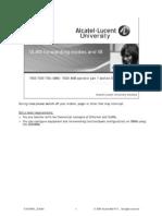 VLAN Forwarding Modes and IB