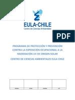 PROGRAMA DE PROTECCIÓN Y PREVENCIÓN CONTRA LA EXPOSICIÓN OCUPACIONAL A LA RADIDIACIÓN UV DE ORIGEN SOLA2.docx