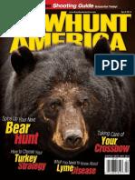 Bowhunt America - April 2013