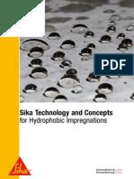 Sika, 2012 - Hydrophobic Impregnations Technology