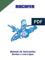 Manual de Instruções - Bombas ROCHFER