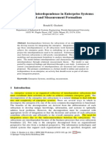 Interdependence in Enterprise Systems.pdf