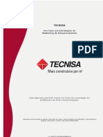 Tecnisa - Estudo de Casos