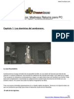 Guia Trucoteca Alice Madness Returns Pc