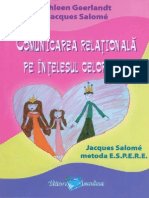 Jaques Salome & Kathleen Geerlandt -Comunicarea relationala pe intelesul celor mici