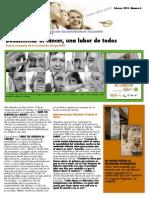 Newsletter Curados de Cáncer Febrero 2013pdf
