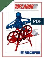 Manual Acoplador ROCHFER p.motor elétrico