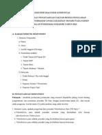Kuesioner Diagnosis Komunitas