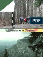Incursiune in Ceahlau