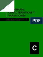 tipografiaCarcteristicasVariaciones