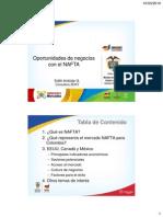 Oportunidades de Negocios Con El NAFTA