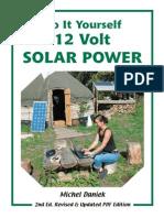 12 Volt Solar 2nd Ed Sample 1