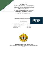 Tugas Makalah Keamanan Jaringan STMIK Subang