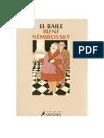 Nemirovsky, Irene - El Baile